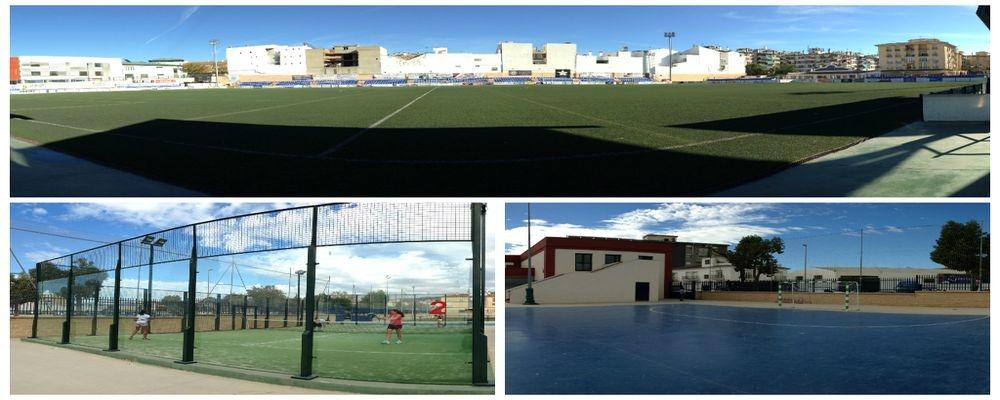 Campo de fútbol Vivar Téllez