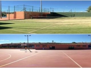 Complejo Deportivo Caleta de Vélez