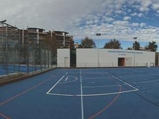 Complejo deportivo Parque María Zambrano